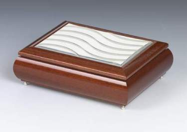 Jewellery Box Waves