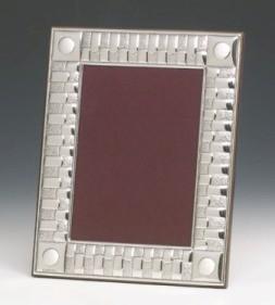 Silver Frame Gemma