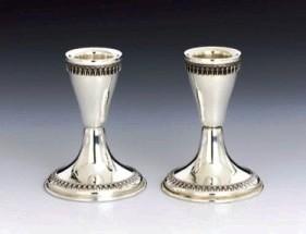 Candlesticks Filigree