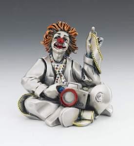 Silver Clown Camera