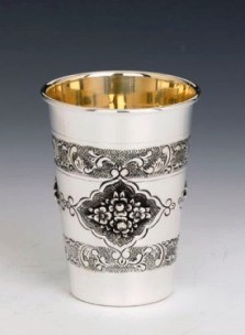 Kiddush Cup Prachim