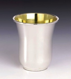 Kiddush Cup Shiny