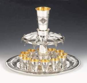 Wine Fountain Pas Prachim