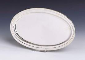 Silver Tray English