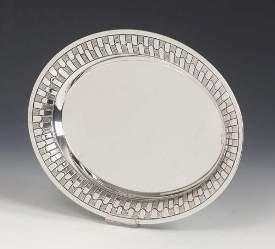 Silver Tray Gemma
