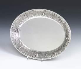 Silver Tray Portofino