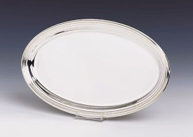 Silver Tray Shiny