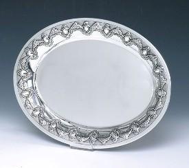 Silver Tray Malcuti