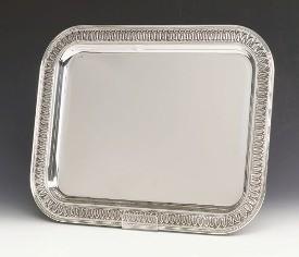 Silver Tray Roma