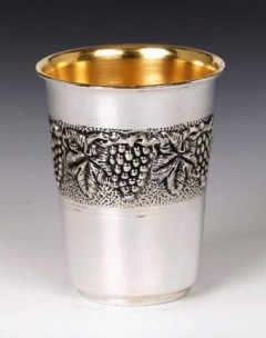 Kiddush Cup Grapes