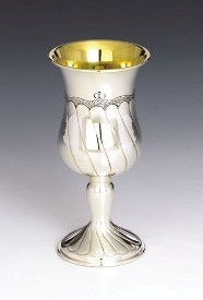 Silver Wine Goblet Passim