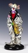 Click to View Silver Clowns- Silver Imports - Sterling Silver, Silverware, Judaica & Silver Gifts