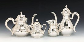 Top quality sterling silverware, silver candlesticks, silver trays, silverware, judaica and silver gifts
